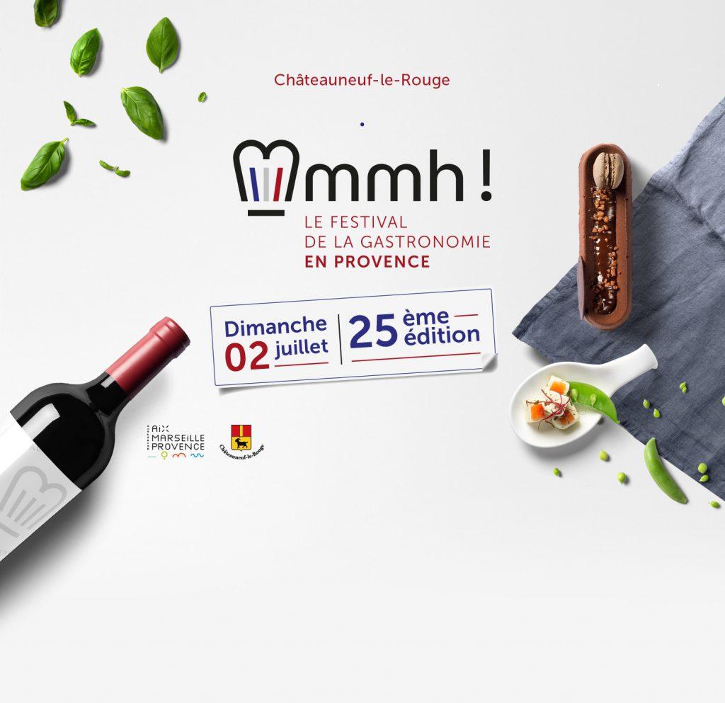 mmmh le festival de la gastronomie en provence s 39 installe ch teau le rouge le 2 juillet. Black Bedroom Furniture Sets. Home Design Ideas