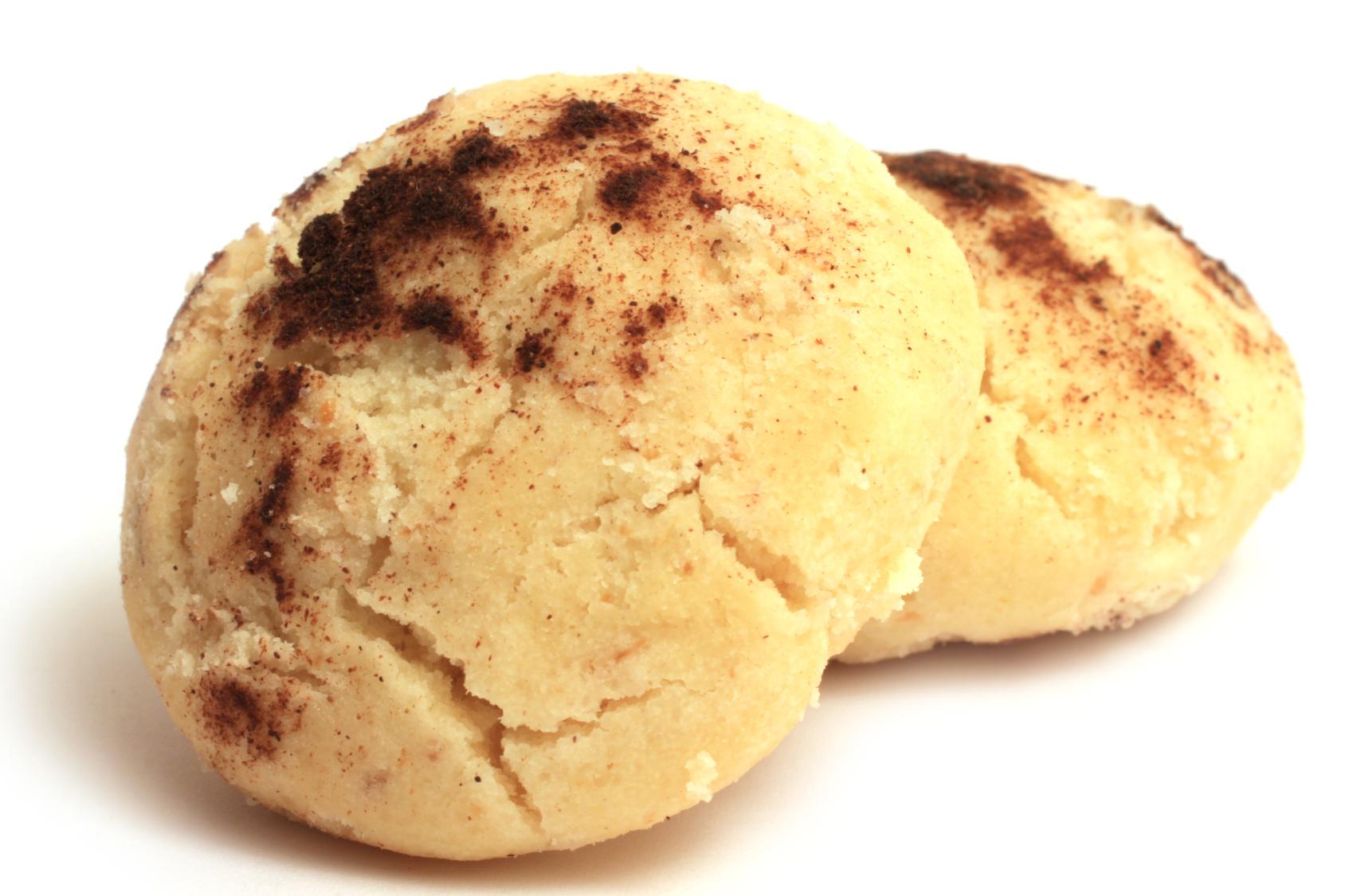 Ma madeleine à  moi, les montecaos, petits gâteaux secs