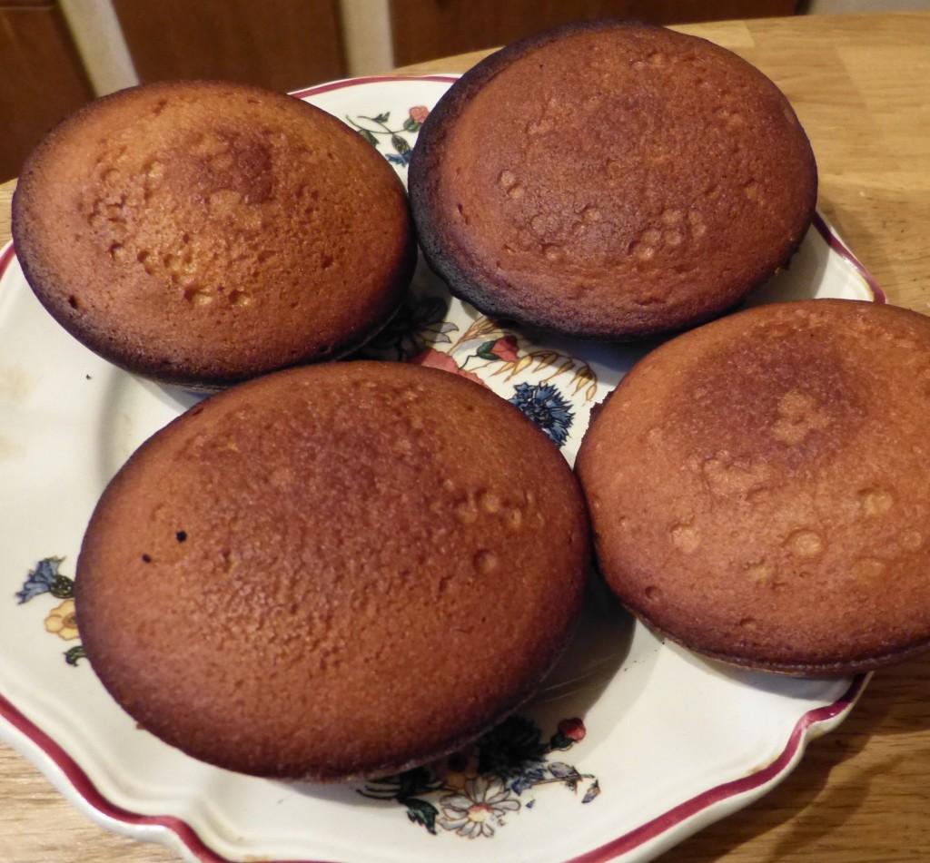 recette muffins sans gluten