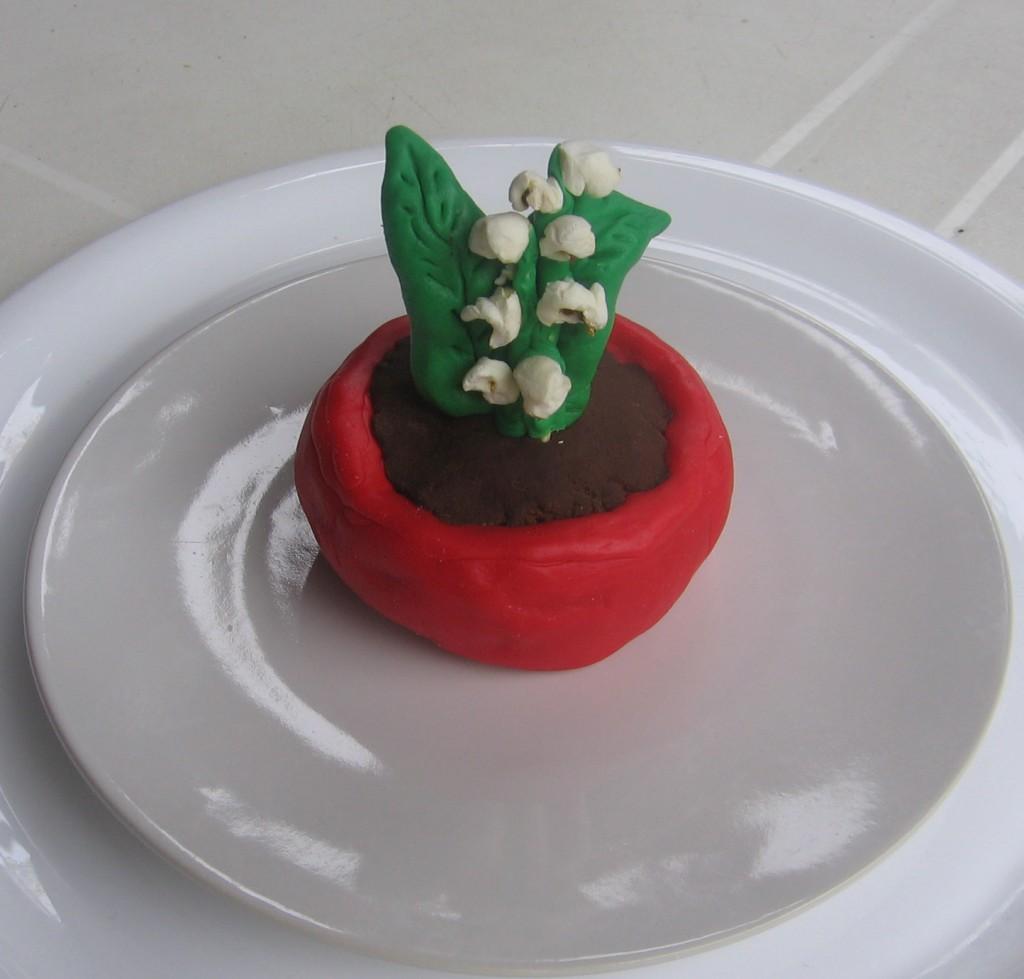 muguet chocolat