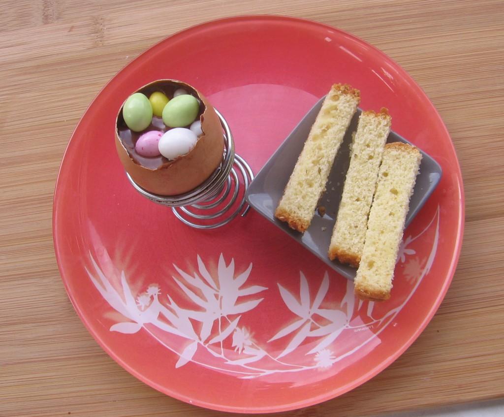 oeuf chocolat recette paques brioche
