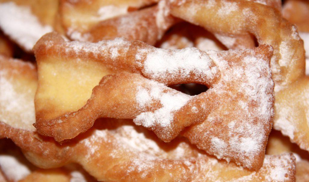 recette oreillettes beignet mardi gras