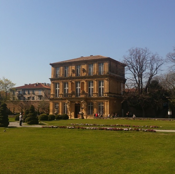 pavillon vendome aix provence