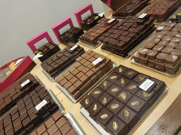 En visite chez Philippe Segond, pâtissier et chocolatier à Aix