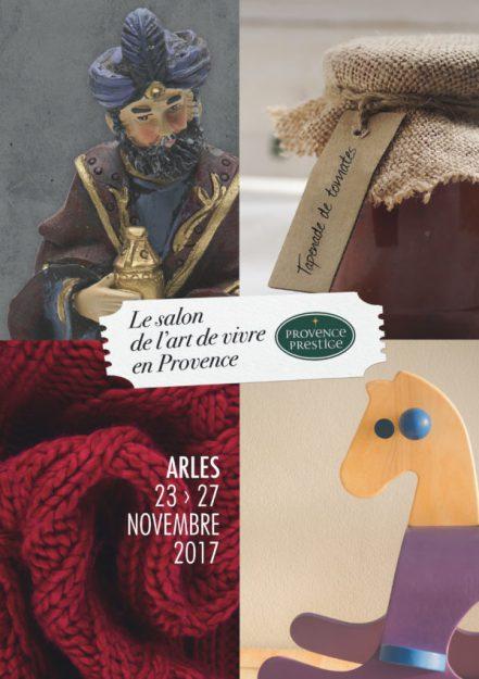 Provence Prestige s'installe à Arles du 23 au 27 novembre