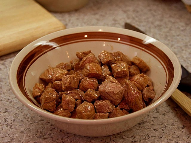 recette boeuf guiness
