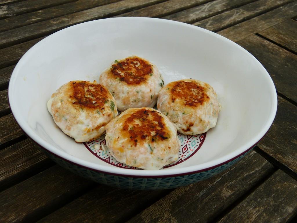 recette boulettes menthe saumon