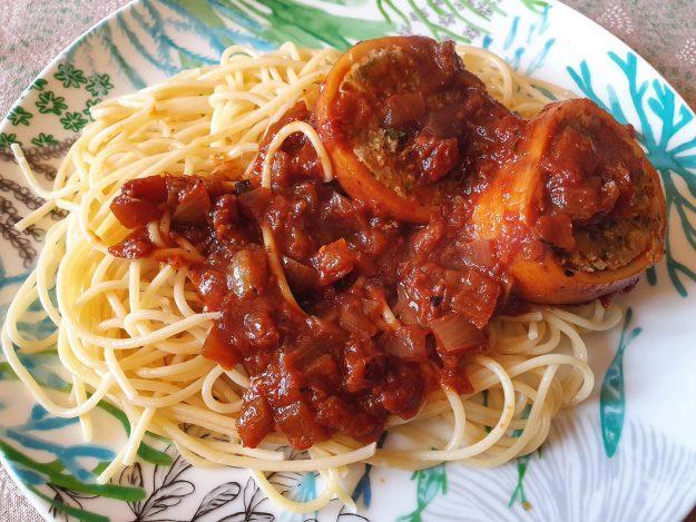 Découvrez la délicieuse recette de calamar farci de ma grand-mère Odette
