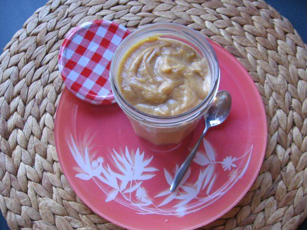 Crème à tartiner orange et citron