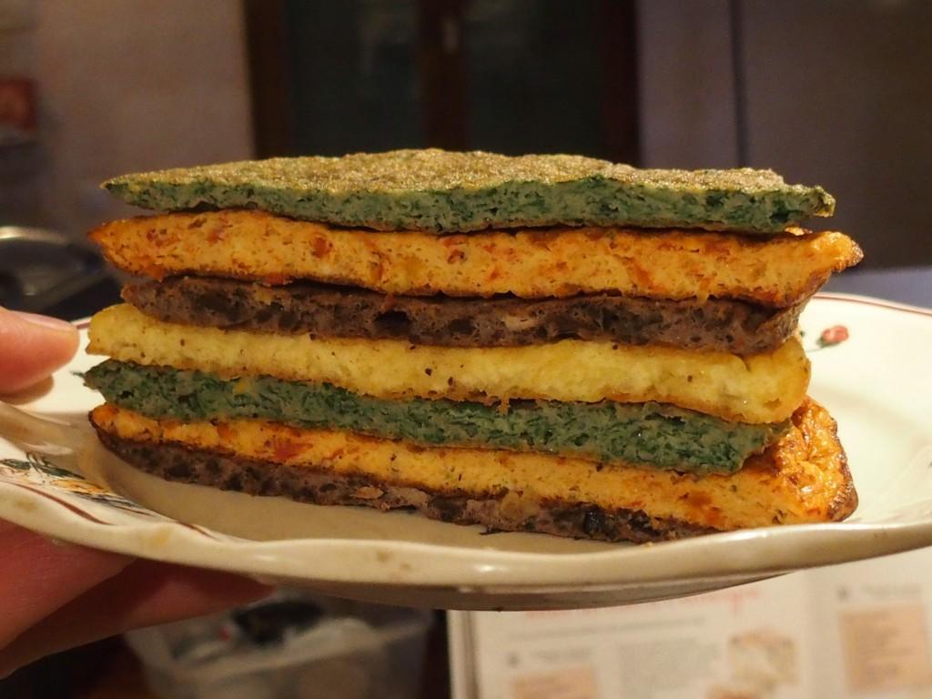recette omelette crespeou