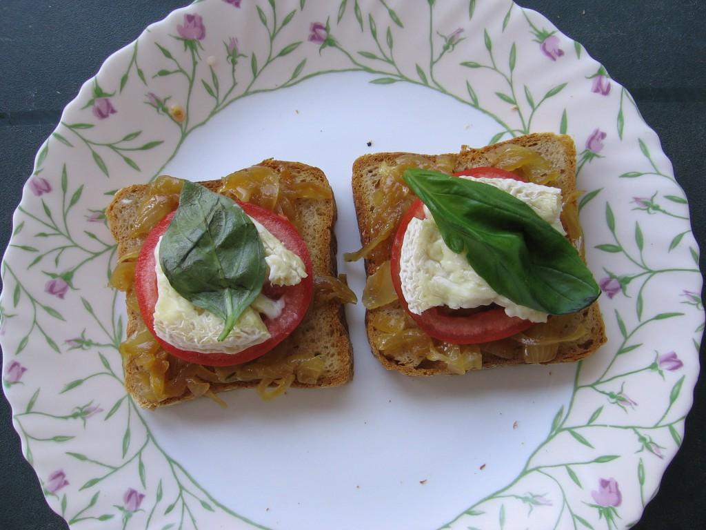 recette-croque-chevre-tomate