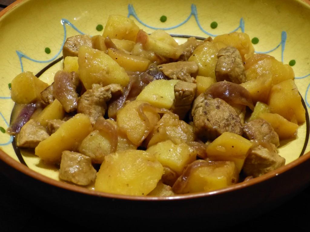 recette filet mignon cidre