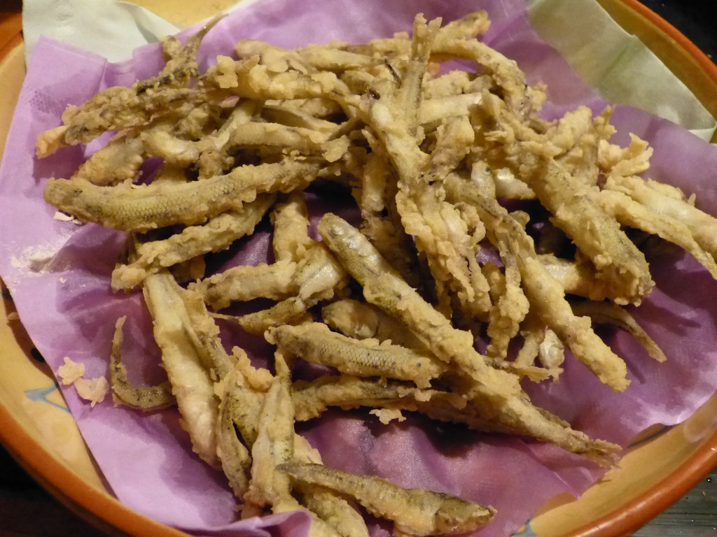 recette friture joels poisson