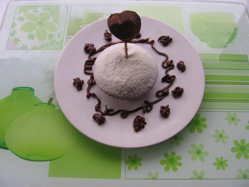 recette gateau saint valentin chocolat