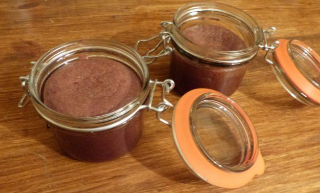 Le moelleux au chocolat en bocal qui emballe !