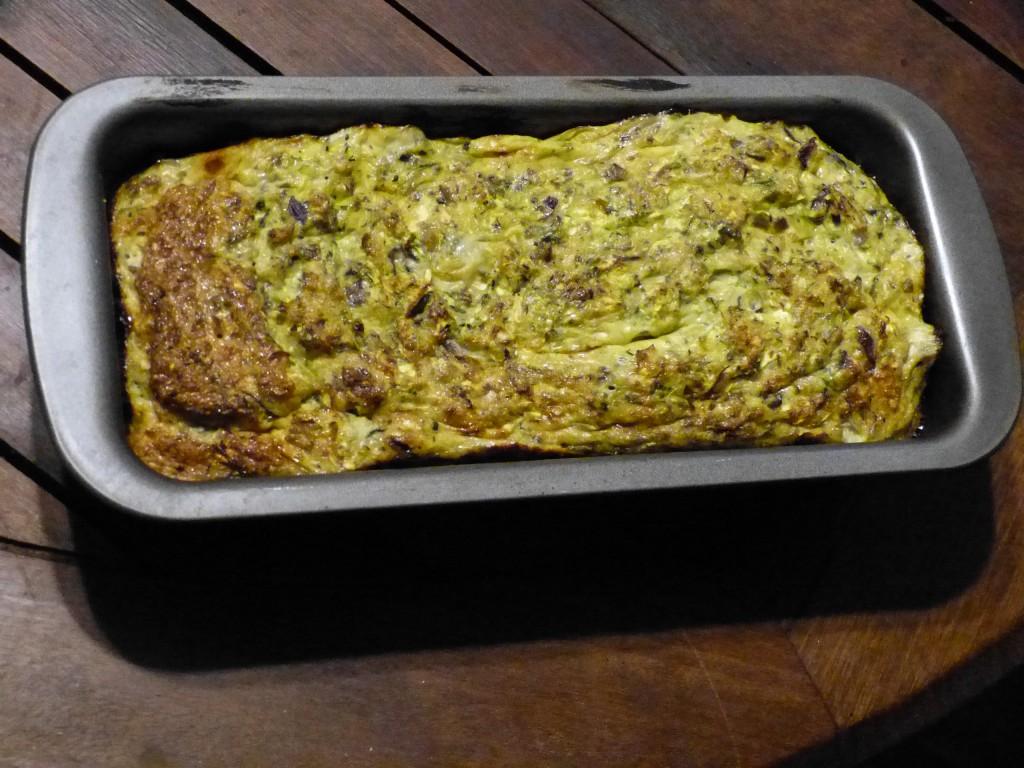 recette pain poisson herbes