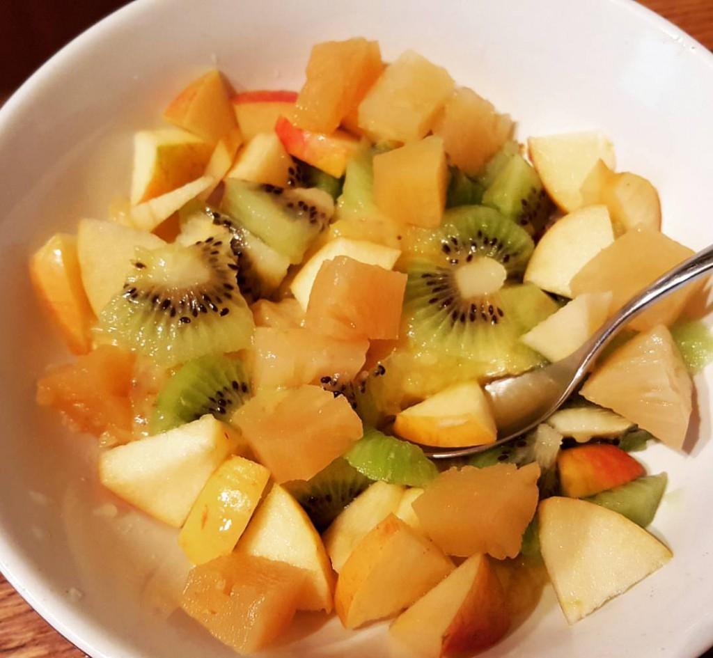 recette petit dejeuner fruits 2