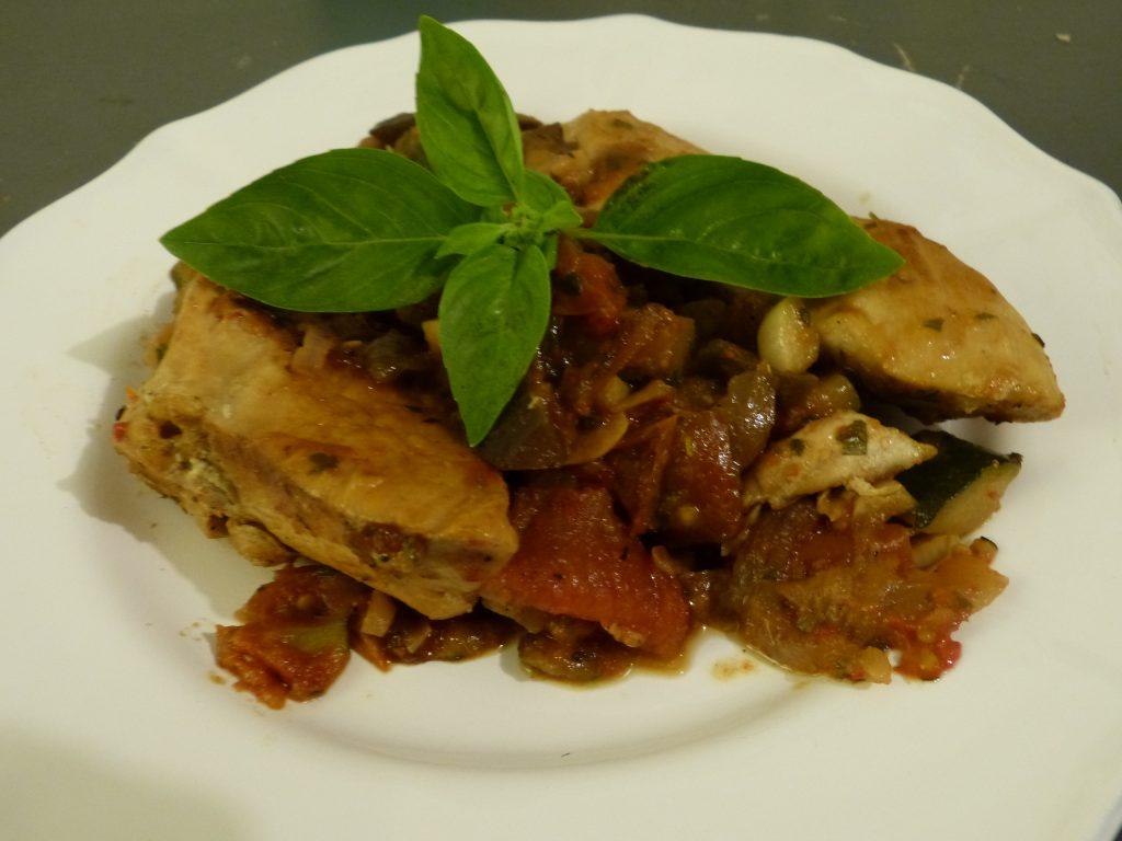 recette poulet provencale