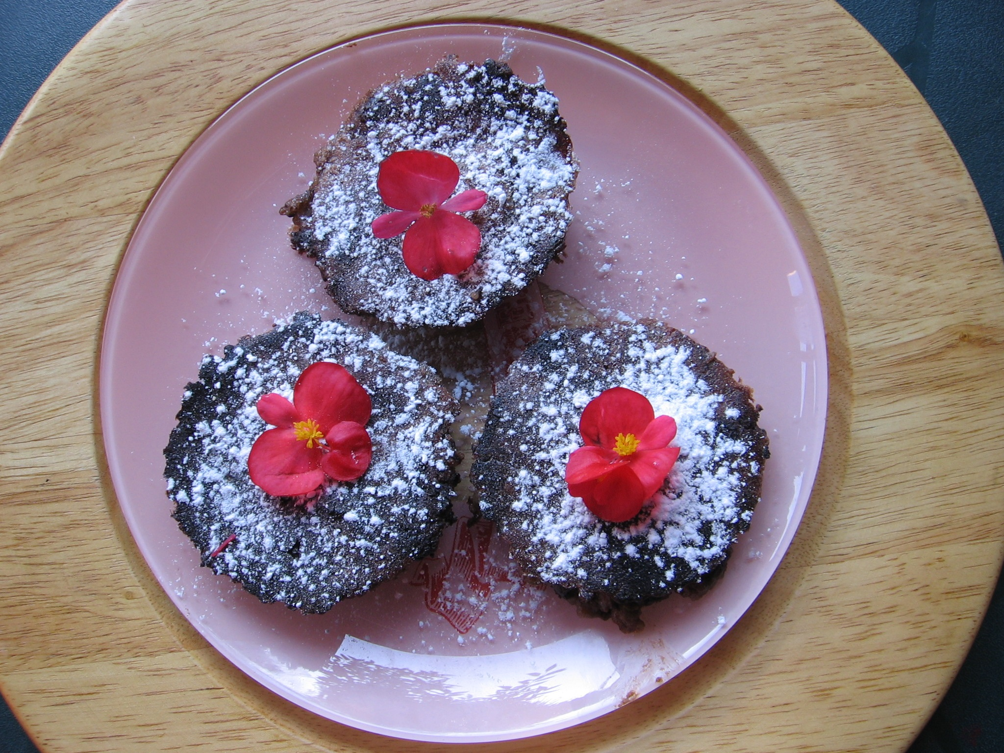recette pudding poire chocolat