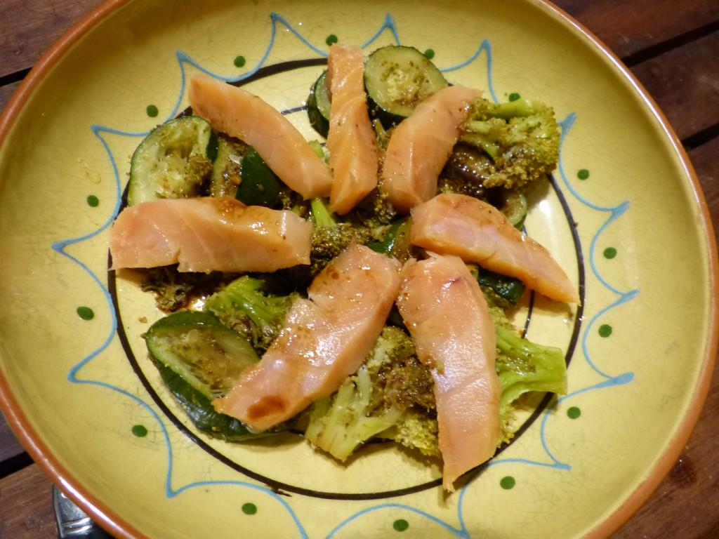 recette salade saumon legumes (2)