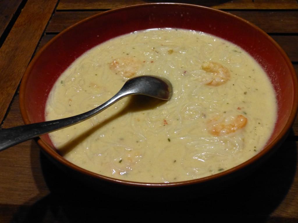 recette-soupe-oeufs-crevettes