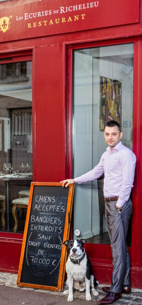 restaurant banquier
