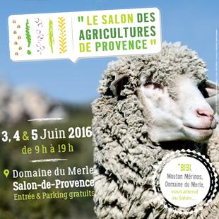 salon des agricultures de provence 2016