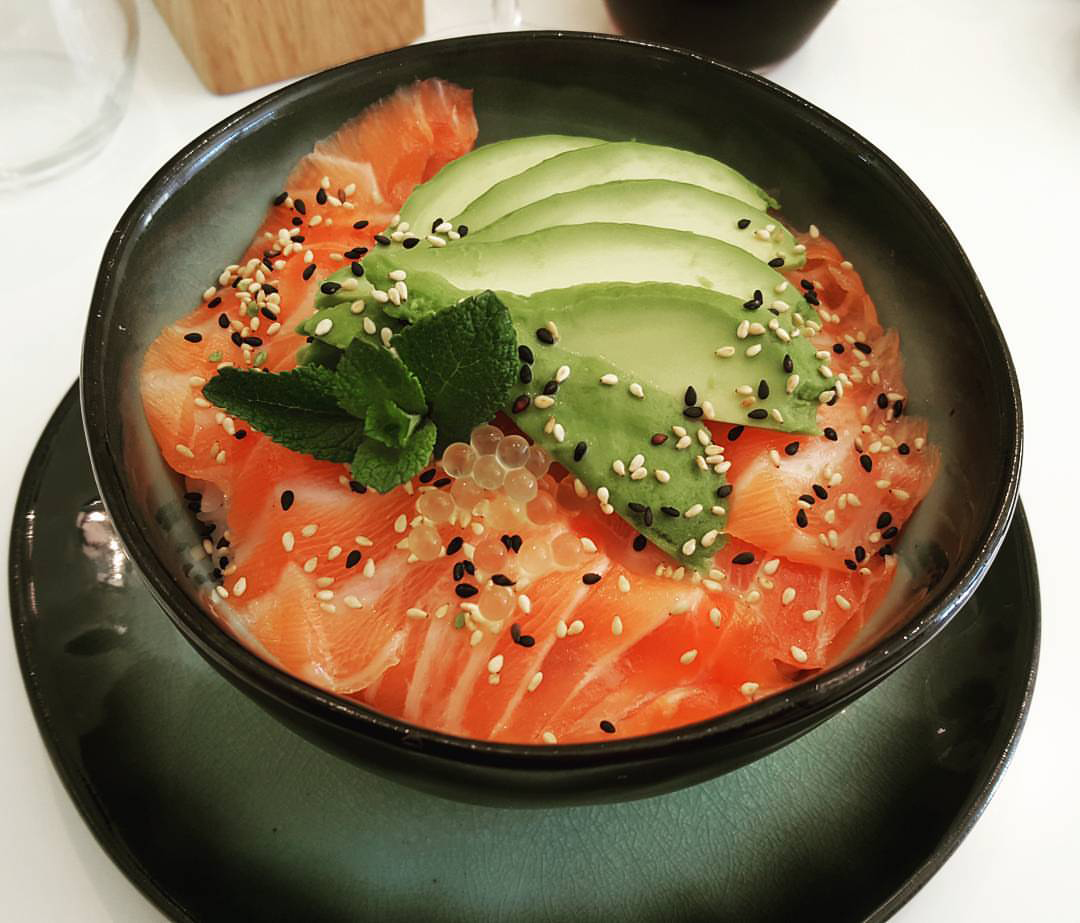 Apr s le kyoto vous allez aimer le tokyo salon gourmicom for Restaurant japonais chef cuisine devant vous