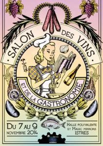 salon vins gastronomie istres