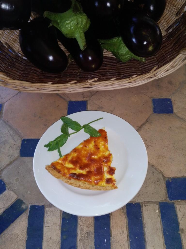 tarte brousse cuisine sicilienne recette