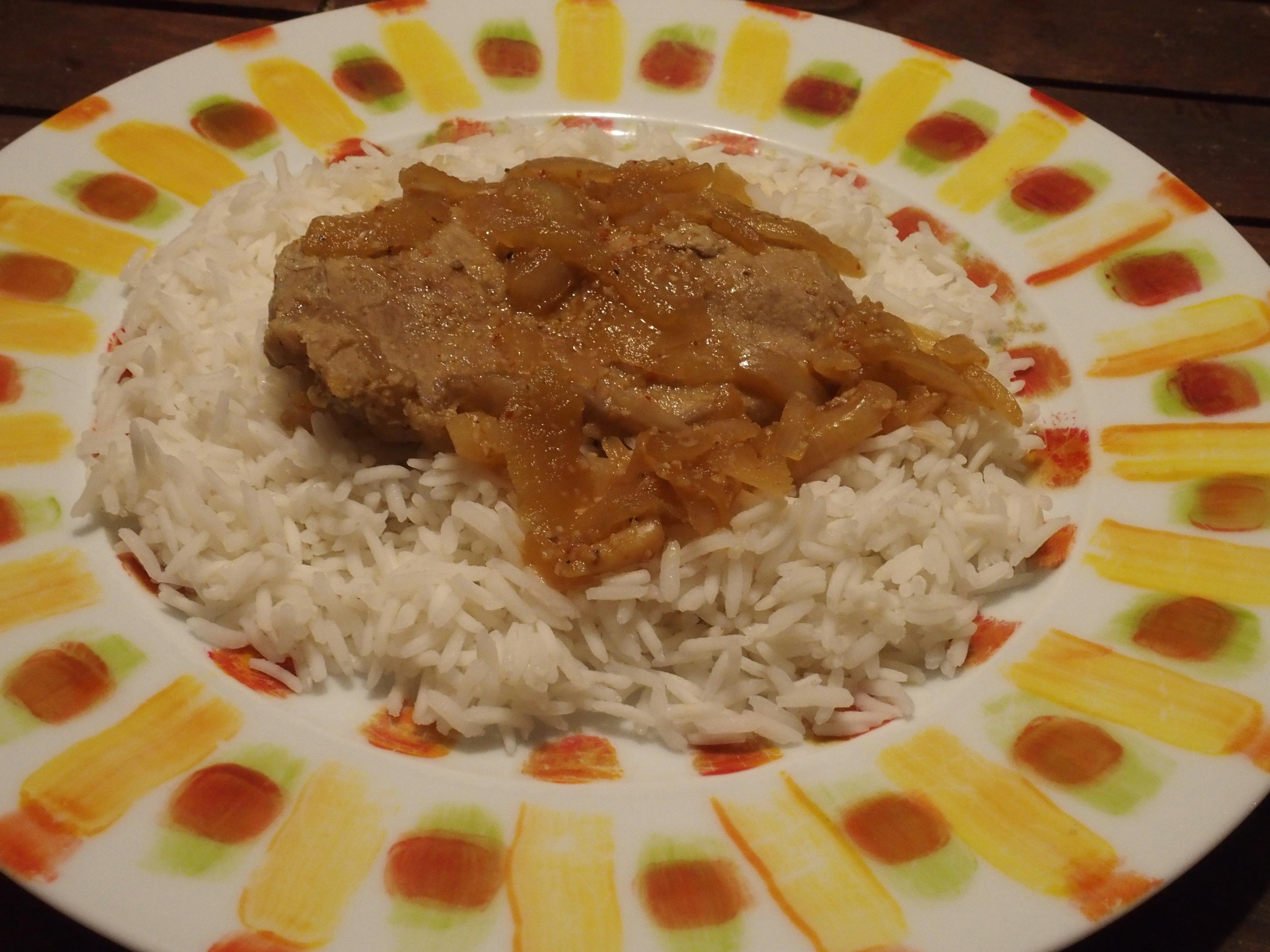 Un plat délicieux et léger : le veau à l'orange